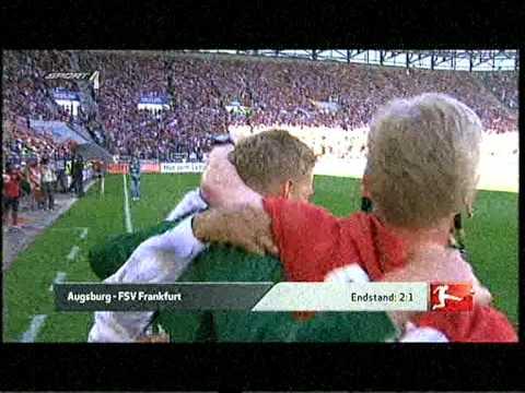 FC Augsburg Aufstieg Sport1 (Teil2)