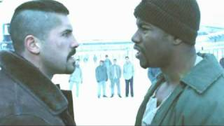 Boyka confronts Chambers
