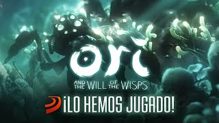 Jugamos a Ori and the Will of the Wisps y es la experiencia más mágica que hemos vivido últimamente