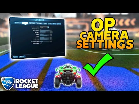 The Best Camera Controls Settings In Rocket League Youtube
