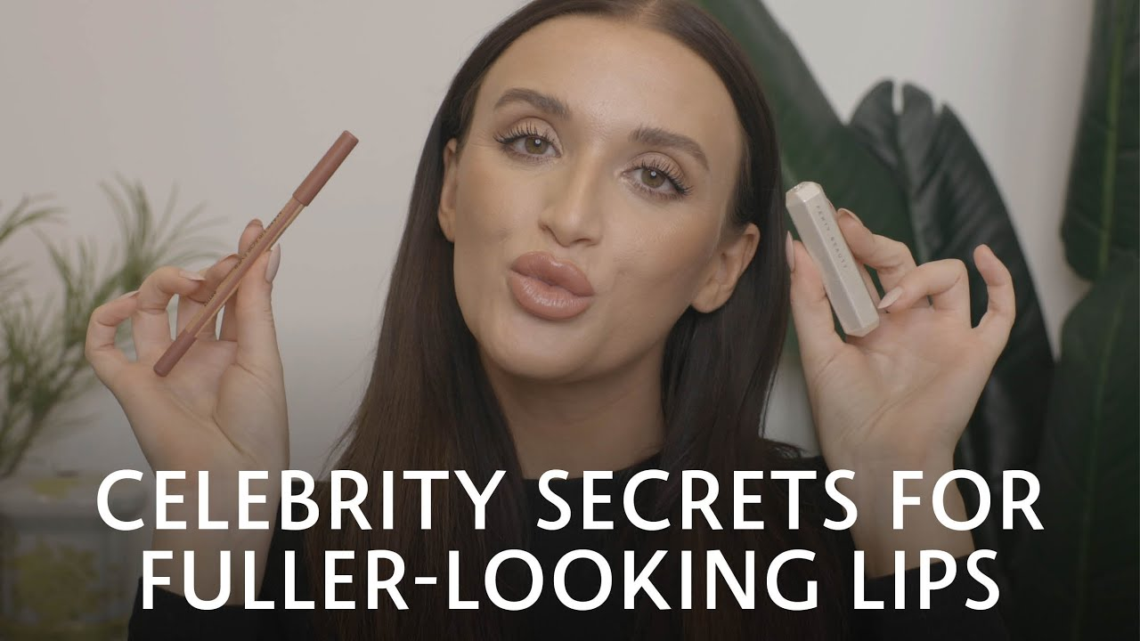 Celebrity Secrets for Fuller-Looking Lips | Sephora (scheduled)