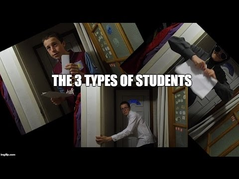 Three Types Of Students Instructors Can't Stand