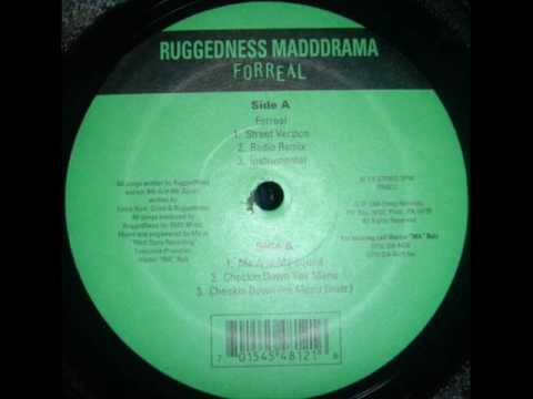 Ruggedness Madd Drama - For Real (Instrumental)