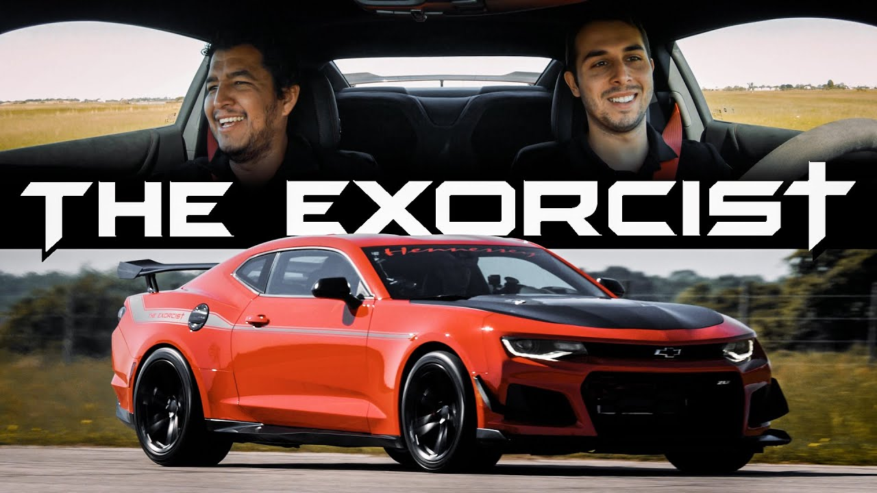 1000 HP ZL1 1LE First Impression! // THE EXORCIST by HENNESSEY