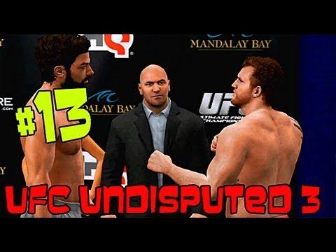 UFC Undisputed 3 | Прохождение КАРЬЕРЫ | Часть 13
