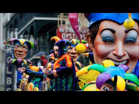 Mardi Gras' History in New Orleans HD
