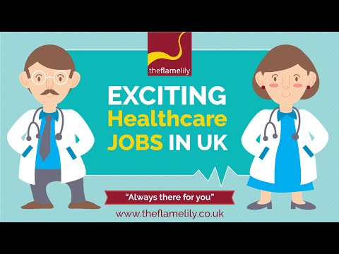 Exciting Healthcare Jobs in UK