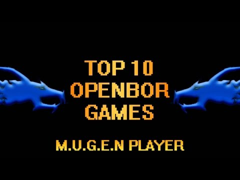 TOP 10 BEAT 'EM UP GAMES OPENBOR