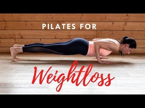 Amazing 10min Pilates workout to help with weight loss Get in Shape!
