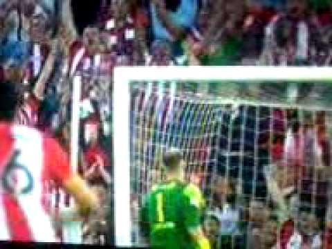 Fc Barcelona vs Atletico a Bilbao - YouTube