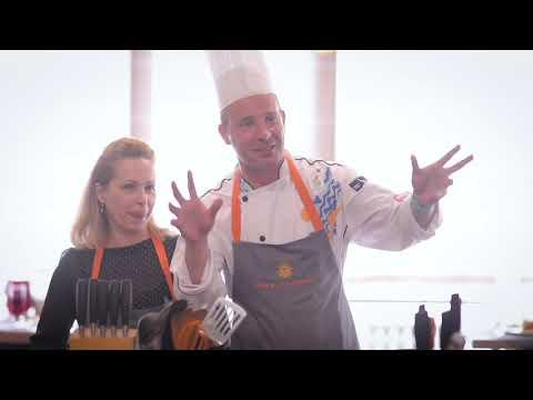 Кулинарные праздники в студии Вкусотеррия - необычно, весело и вкусно!