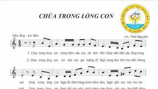 Chúa Trong Lòng Con | Hiệp lễ 1 | Thánh Lễ Truyền Thống SVCG Trung Chí
