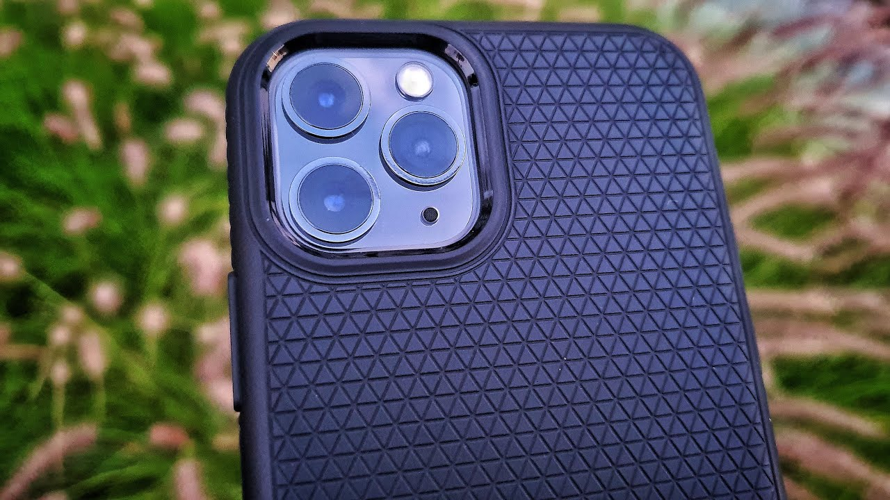 custodia iphone 11 pro max spigen