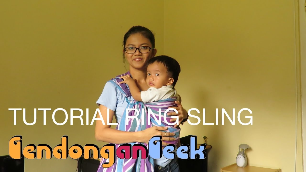 Tutorial Ring Sling Youtube