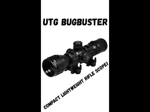 UTG bugbuster - YouTube