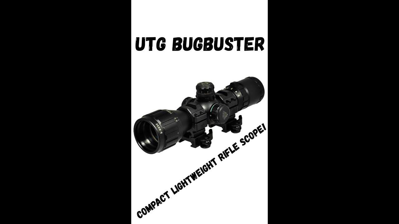 UTG bugbuster