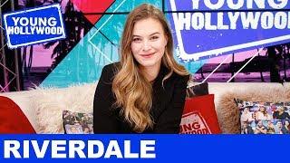 Tiera Skovbye Spills On Justin Biebers Riverdale Obsession