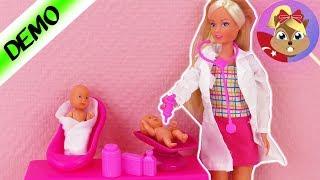 Barbie Doktor Seti - Çocuk Doktor Oyunu Izle - Acayip Ürün