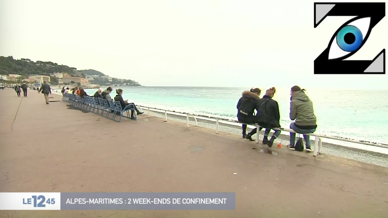 Download [Zap Actu] Menu végétarien dans les cantines lyonnaises, Vers un confinement à Nice (23/02/21)