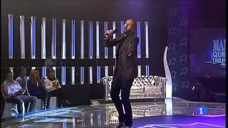 """Gerson Galván VA TODO AL GANADOR programa """"Mamá quiero triunfar"""" TVE1 28/12/2013"""