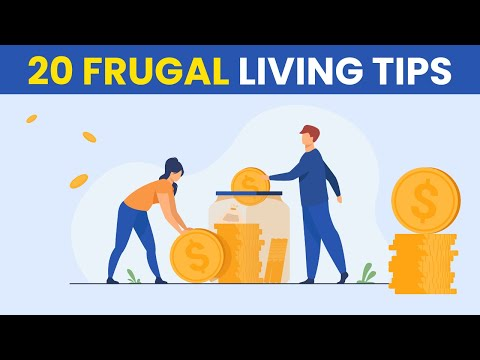 20 Frugal Living Tips To Save A Tone Of Money