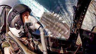 Top 10 Pilot Carrier Landings EVER SEEN!