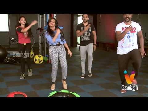 Azhagin Azhage [Epi 107 – Part 1] – Zumba Fitness!