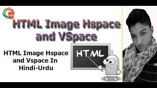 HTML Image  vspace and hspace in Hindi-Urdu