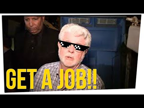 George Lucas Tells Autograph Seekers to Get A Job ft. Tim DeLaGhetto, Ricky Shucks & DavidSoComedy