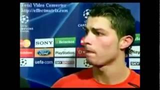 C.Ronaldo Turkce Dublaj - Komediiiii