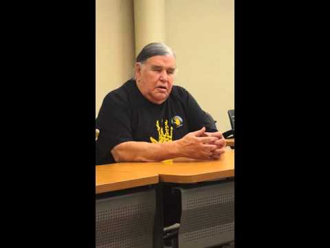 Clyde Bellecourt On Native Resistance