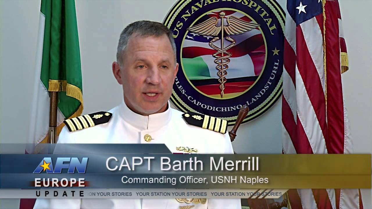 commanding officer naval hospital naples italy - photo#17