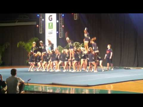 Chino Hills Cheer Nationals 2016
