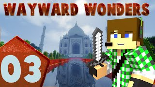 Minecraft Wayward Wonders E3