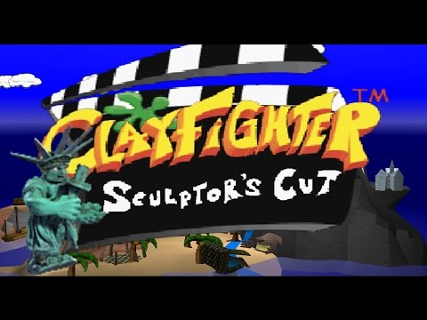 ClayFighter: Sculptor's Cut - Lady Liberty Playthrough