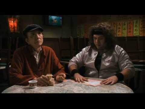 Laugh your ass off - James Hong in Balls of Fury