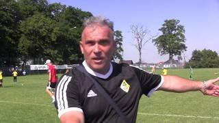 CZ22-FC Yellow Junior-Ogólnopolski Turniej Jarocin Cup 2019-Finał Mecz z Buk Wyszków 3/4