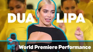 Download Lagu Dua Lipa Don t Start Now Live MTV EMA 2019 MP3