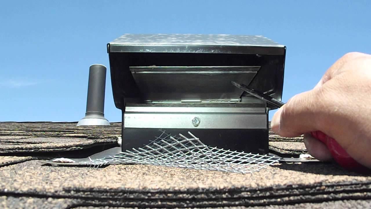 https structuretech com a common problem with roof caps for bath fans