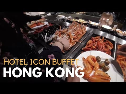 HONG KONG HOTEL ICON BUFFET