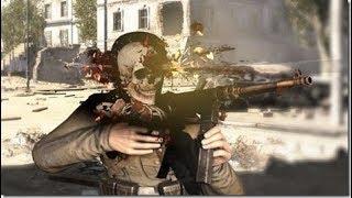 Прохождение Sniper Elite Nazi Zombie Army 2 Миссия 8 ► 2018
