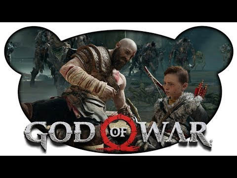 God of War 4 #04 - Der Fall ins Wespennest (Let's Play Gameplay Deutsch German)