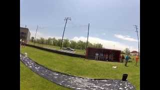 RA Class of 2013 (Seniors and Juniors) Kiddie Pool Kick Ball 4
