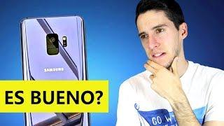 Las 10 CLAVES del Samsung GALAXY S9