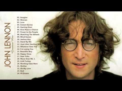 John Lennon Greatest hits - The Very Best of John Lennon