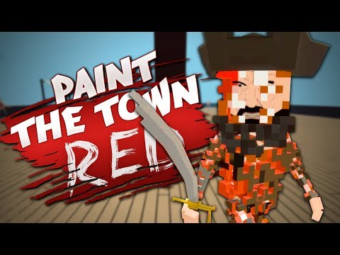 YOU'LL NEED MORE THAN AN EYE PATCH - Best User Made Levels - Paint the Town Red