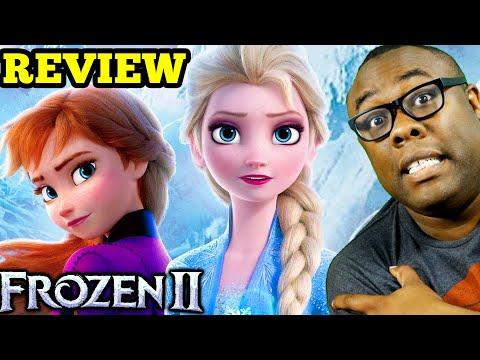 FROZEN 2 - Movie Review | Black Nerd