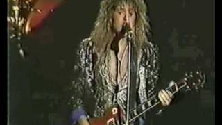 Y&T - Mean Streak (live 1987) Kansas City