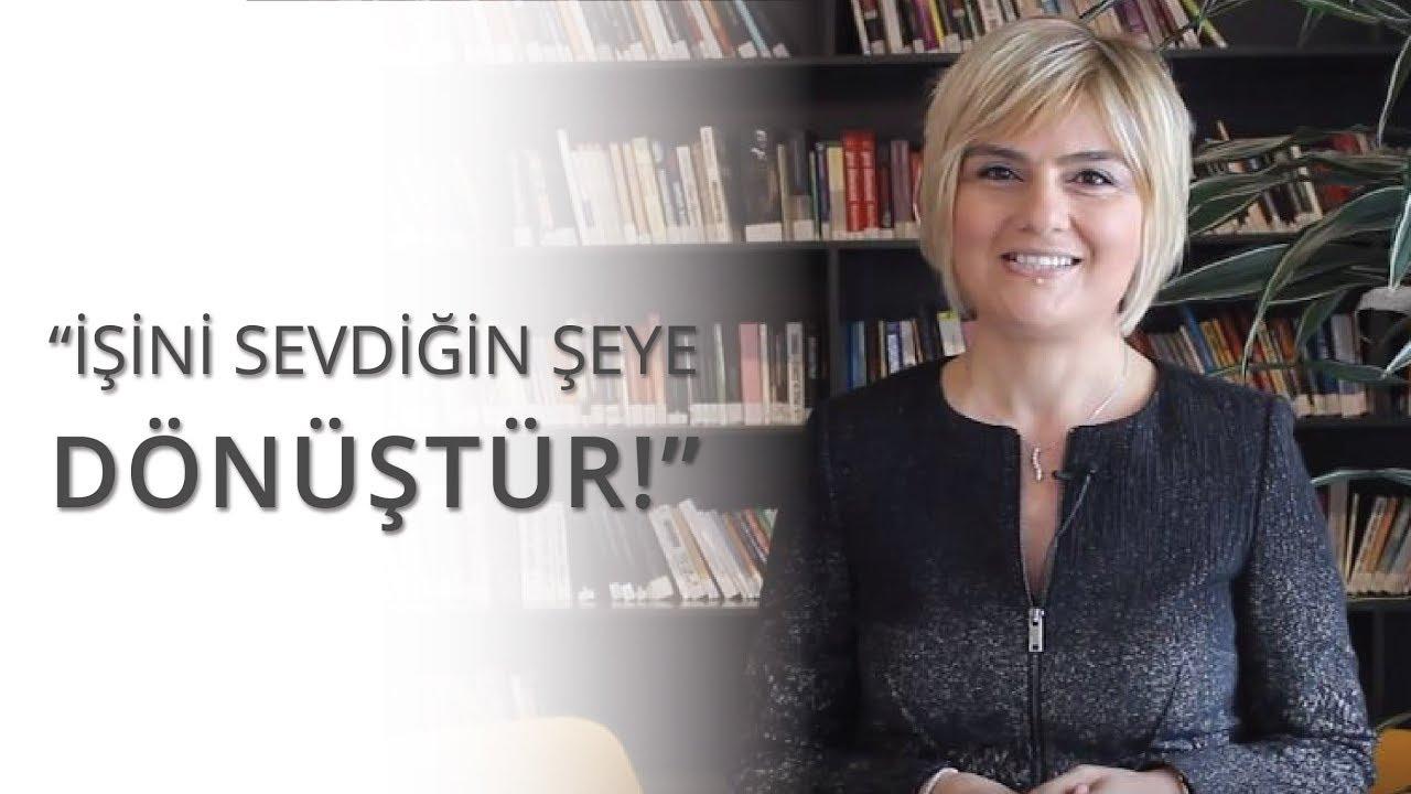 Zeynep Karayurt Özhan - Fark Yaratan Sen Ol