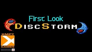 First Look - DiscStorm - Learn To Speak Ape!